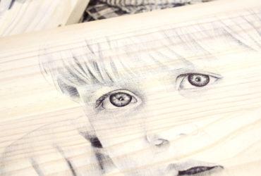 Dibujo con tinta
